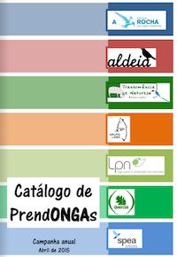 Catálogo prendONGAs 2015